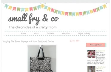 http://smallfryandco.blogspot.com/2011/07/hanging-file-boxes-repurposed-from.html