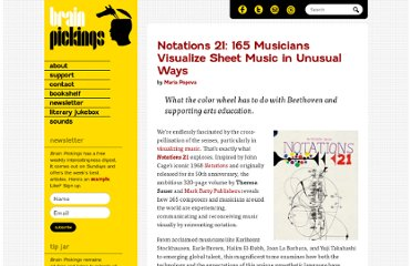 http://www.brainpickings.org/index.php/2011/05/06/notations-21/