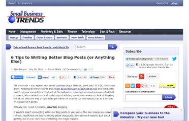 http://smallbiztrends.com/2011/07/6-tips-to-writing-better.html
