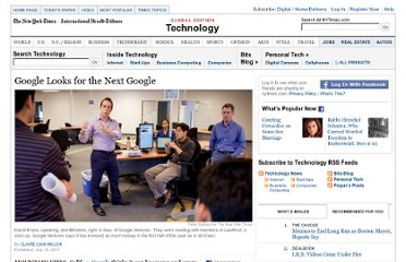 http://www.nytimes.com/2011/07/20/technology/google-spending-millions-to-find-the-next-google.html?_r=2&partner=rss&emc=rss
