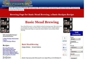 http://www.celtnet.org.uk/recipes/brewing/fetch-recipe.php?rid=basic-mead-brewing