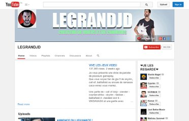 http://www.youtube.com/user/legrandjd
