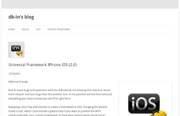 http://db-in.com/blog/2011/07/universal-framework-iphone-ios-2-0/#framework_ios