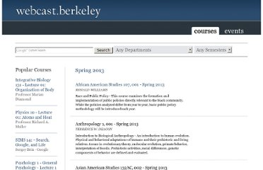 http://webcast.berkeley.edu/series.html#c,s