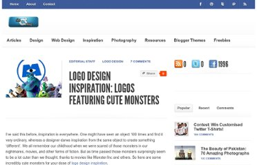 http://www.chethstudios.net/2011/07/logo-design-inspiration-logos-featuring-cute-monsters.html