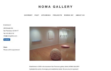 http://www.nomagallerysf.com/artists/NOMA_GALLERY/index.html