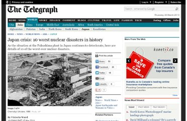 http://www.telegraph.co.uk/news/worldnews/asia/japan/8382778/Japan-crisis-10-worst-nuclear-disasters-in-history.html