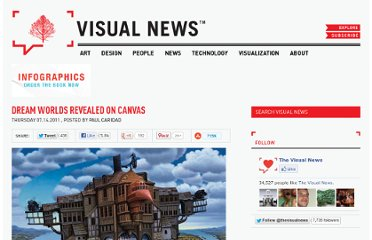 http://www.visualnews.com/2011/07/14/dream-worlds-revealed-on-canvas/
