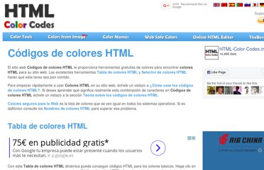 http://html-color-codes.info/codigos-de-colores-hexadecimales/