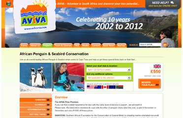 http://www.aviva-sa.com/sanccob-penguin-conservation-project-cape-town.php