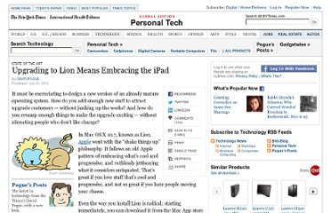 http://www.nytimes.com/2011/07/21/technology/personaltech/the-usual-apple-upgrade-big-steps-forward-a-stumble-backward-state-of-the-art.html?_r=1