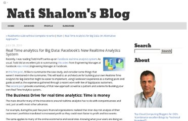 http://natishalom.typepad.com/nati_shaloms_blog/2011/07/real-time-analytics-for-big-data-an-alternative-approach-to-facebooks-new-realtime-analytics-system.html