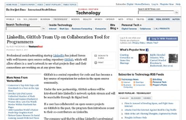 http://www.nytimes.com/external/venturebeat/2011/03/08/08venturebeat-linkedin-github-team-up-on-collaboration-too-97227.html