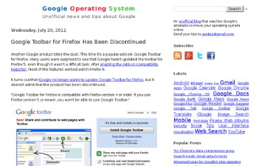 http://googlesystem.blogspot.com/2011/07/google-toolbar-for-firefox-has-been.html