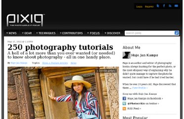 http://www.pixiq.com/article/photography-tutorials