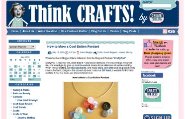 http://thinkcrafts.com/blog/2009/05/15/how-to-make-a-cool-button-pendant/