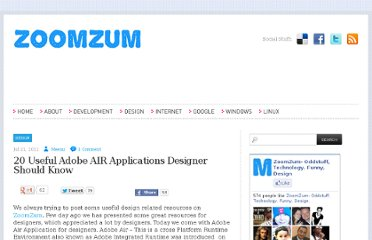 http://zoomzum.com/useful-adobe-air-applications/
