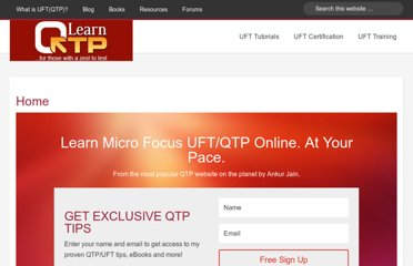 http://mercuryquicktestprofessional.blogspot.com/2006/11/ways-to-launch-your-application.html
