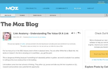 http://www.seomoz.org/blog/link-anatomy-understanding-the-value-of-a-link