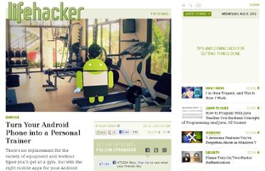 http://lifehacker.com/5823363/turn-your-android-phone-into-a-personal-trainer