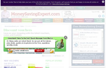 http://www.moneysavingexpert.com/deals/discount-voucher-codes