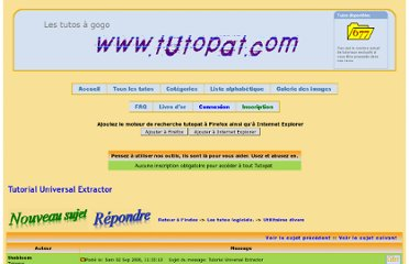 http://www.tutopat.com/viewtopic.php?t=3718