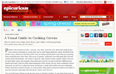 http://www.epicurious.com/articlesguides/seasonalcooking/farmtotable/visualguidecookinggreens