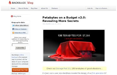 http://blog.backblaze.com/2011/07/20/petabytes-on-a-budget-v2-0revealing-more-secrets/
