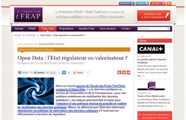 http://www.ifrap.org/Open-Data-l-Etat-regulateur-ou-valorisateur,12219.html