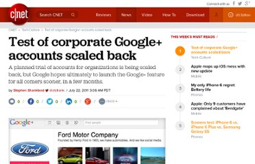 http://news.cnet.com/8301-30685_3-20081813-264/test-of-corporate-google-accounts-scaled-back/