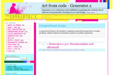 http://www.generatorx.no/category/computational-design/