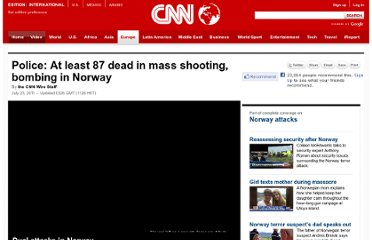 http://www.cnn.com/2011/WORLD/europe/07/22/norway.explosion/index.html