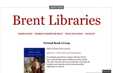 http://brentbookblog.wordpress.com/virtual-book-group/