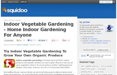http://www.squidoo.com/indoor-vegetable-gardening