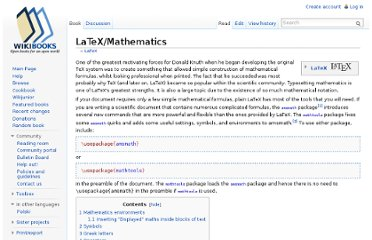 http://en.wikibooks.org/wiki/LaTeX/Mathematics#cite_ref-amsmath_2-0