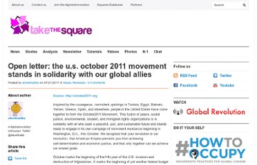 http://takethesquare.net/2011/07/21/open-letter-the-u-s-october-2011-movement-stands-in-solidarity-with-our-global-allies/