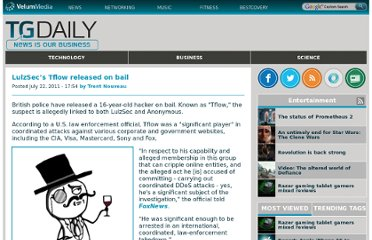 http://www.tgdaily.com/security-features/57419-lulzsec-s-tflow-released-on-bail