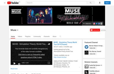 http://www.youtube.com/user/muse