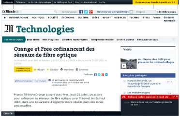 http://www.lemonde.fr/technologies/article/2011/07/22/orange-et-free-cofinancent-des-reseaux-de-fibre-optique_1551530_651865.html
