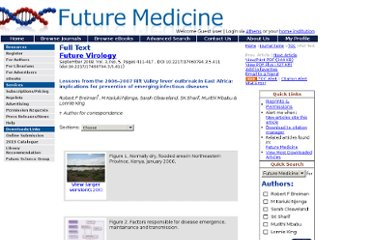 http://www.futuremedicine.com/doi/full/10.2217/17460794.3.5.411