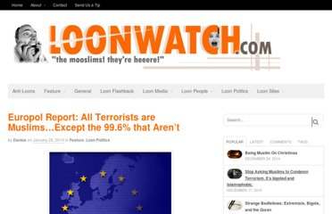 http://www.loonwatch.com/2010/01/terrorism-in-europe/