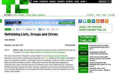 http://techcrunch.com/2011/07/23/rethinking-lists-groups-and-circles/