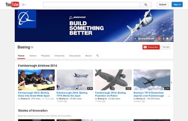 http://www.youtube.com/user/Boeing