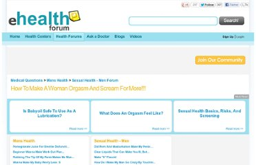 http://ehealthforum.com/health/topic46227.html