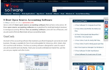 http://www.ilovefreesoftware.com/24/featured/best-open-source-accounting-software.html