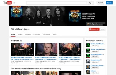 http://www.youtube.com/user/blindguardian