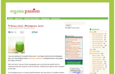 http://organicpassion.info/detox-juice-wheatgrass-juice/