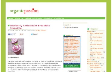 http://organicpassion.info/blueberry-antioxidant-breakfast-smoothie/