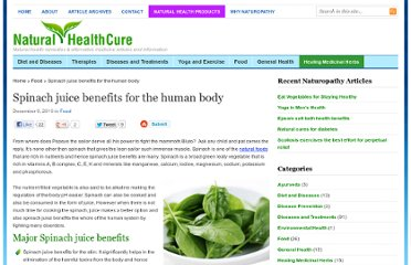 http://www.naturalhealthcure.org/food/raw-spinach-juice-benefits-for-the-human-body.html