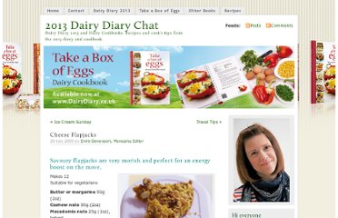 http://dairydiarychat.co.uk/2009/07/20/cheese-flapjacks/